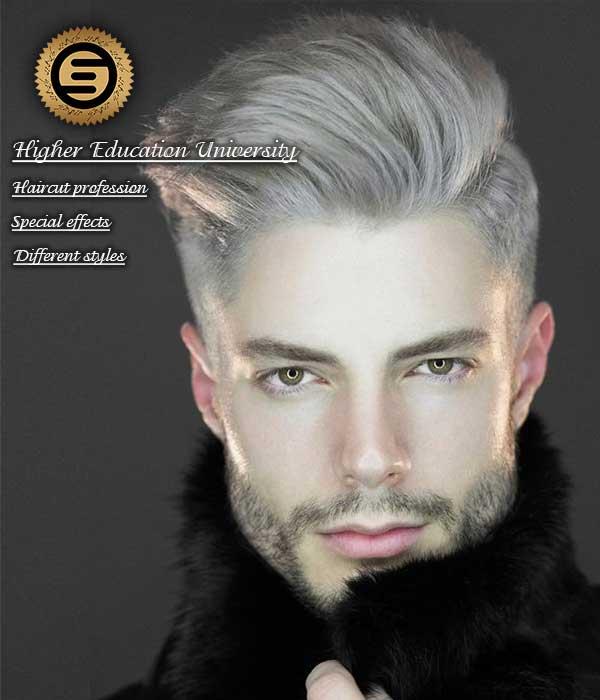 اموزش هرکات مردانه اموزش کوتاهی مو مردانه دوره کوتاهی مو مردانه کار با موزر اموزش پیشرفته کار با موزر و قیچی و تیغ اکادمی عریس اموزشگاه عریس