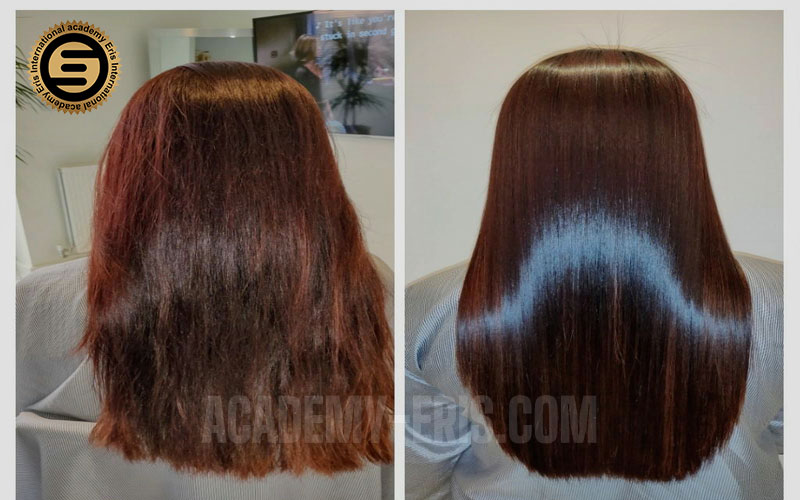 انواع روش های کراتین مو
