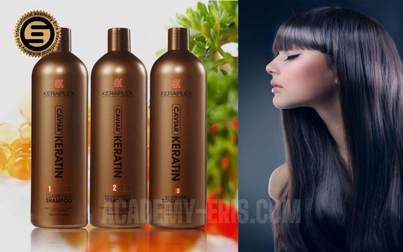 انواع مواد کراتینه مو