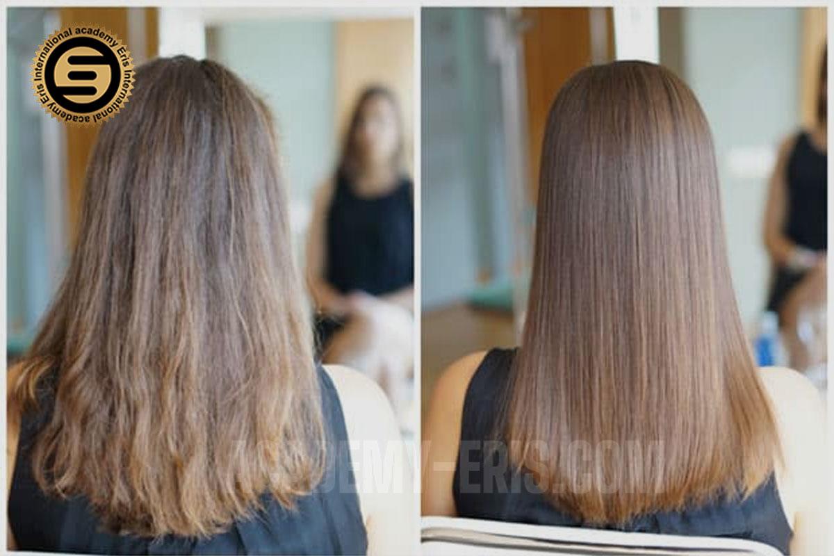 فرق بوتاکس مو و کراتینه چیست؟