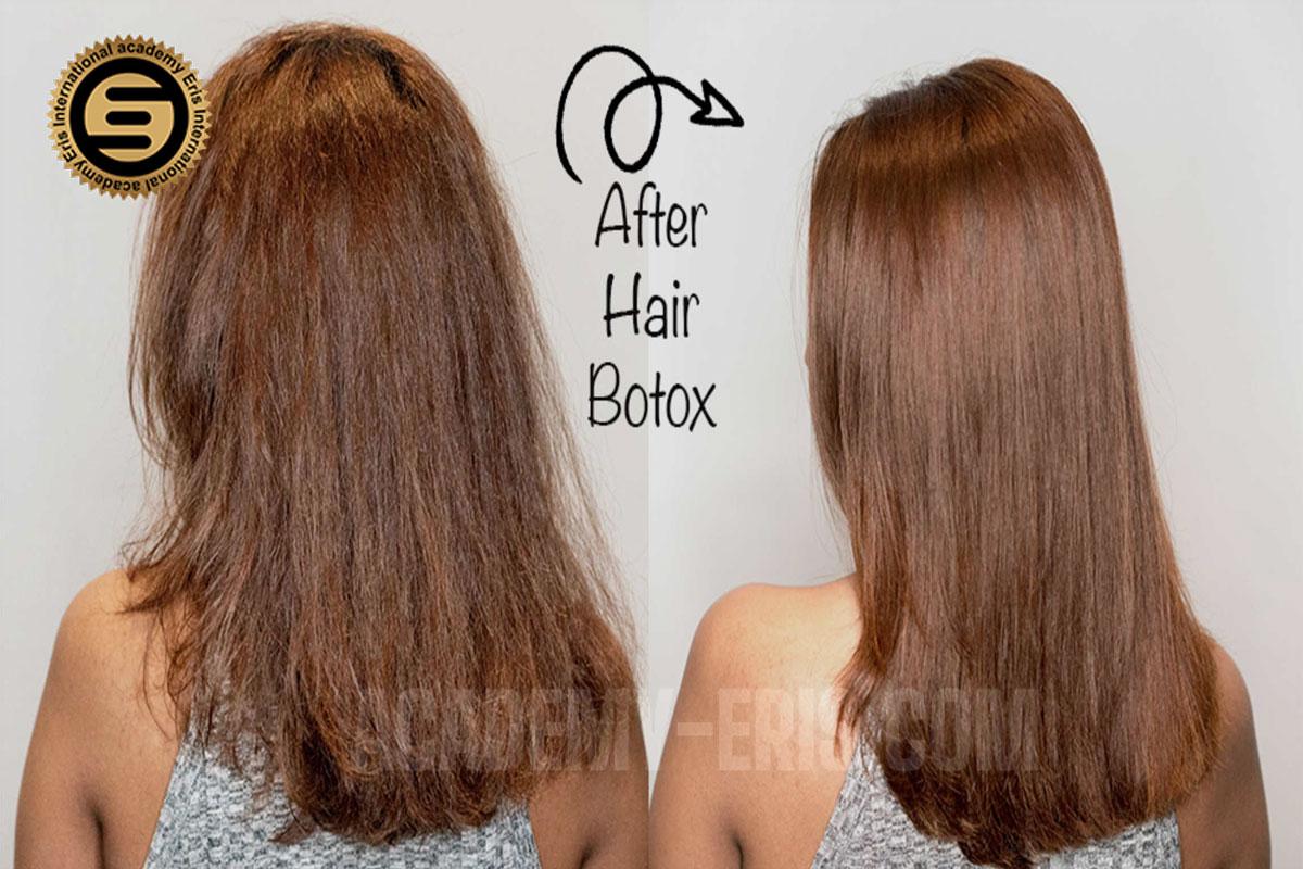 بوتاکس مو چه مزایایی دارد؟