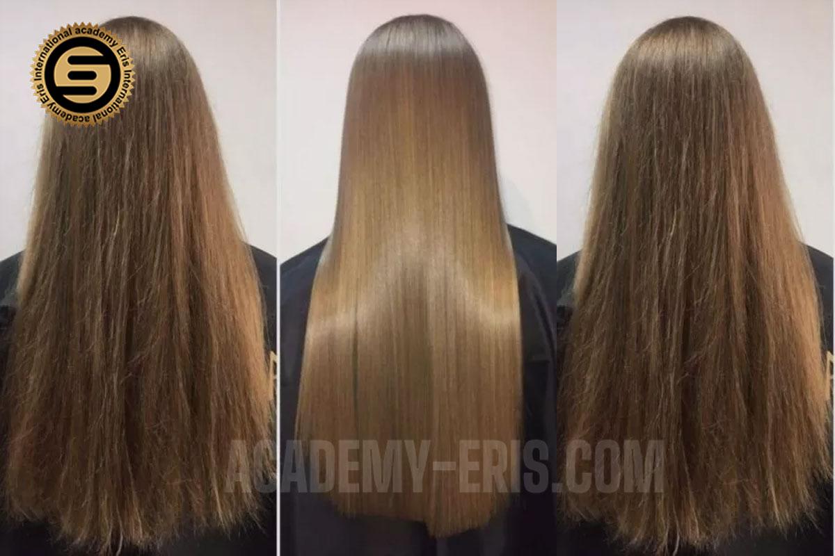 ریباندینگ مو چگونه انجام می شود؟