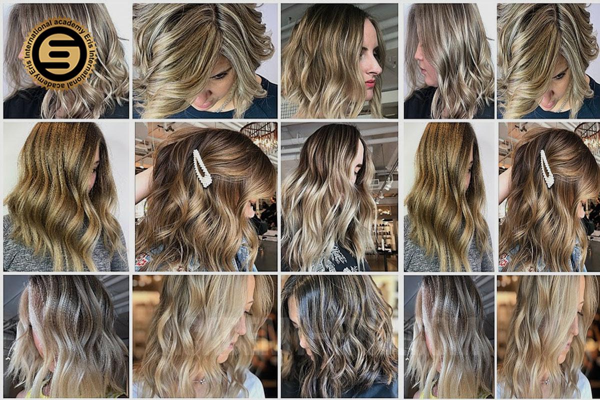 انواع مش مو