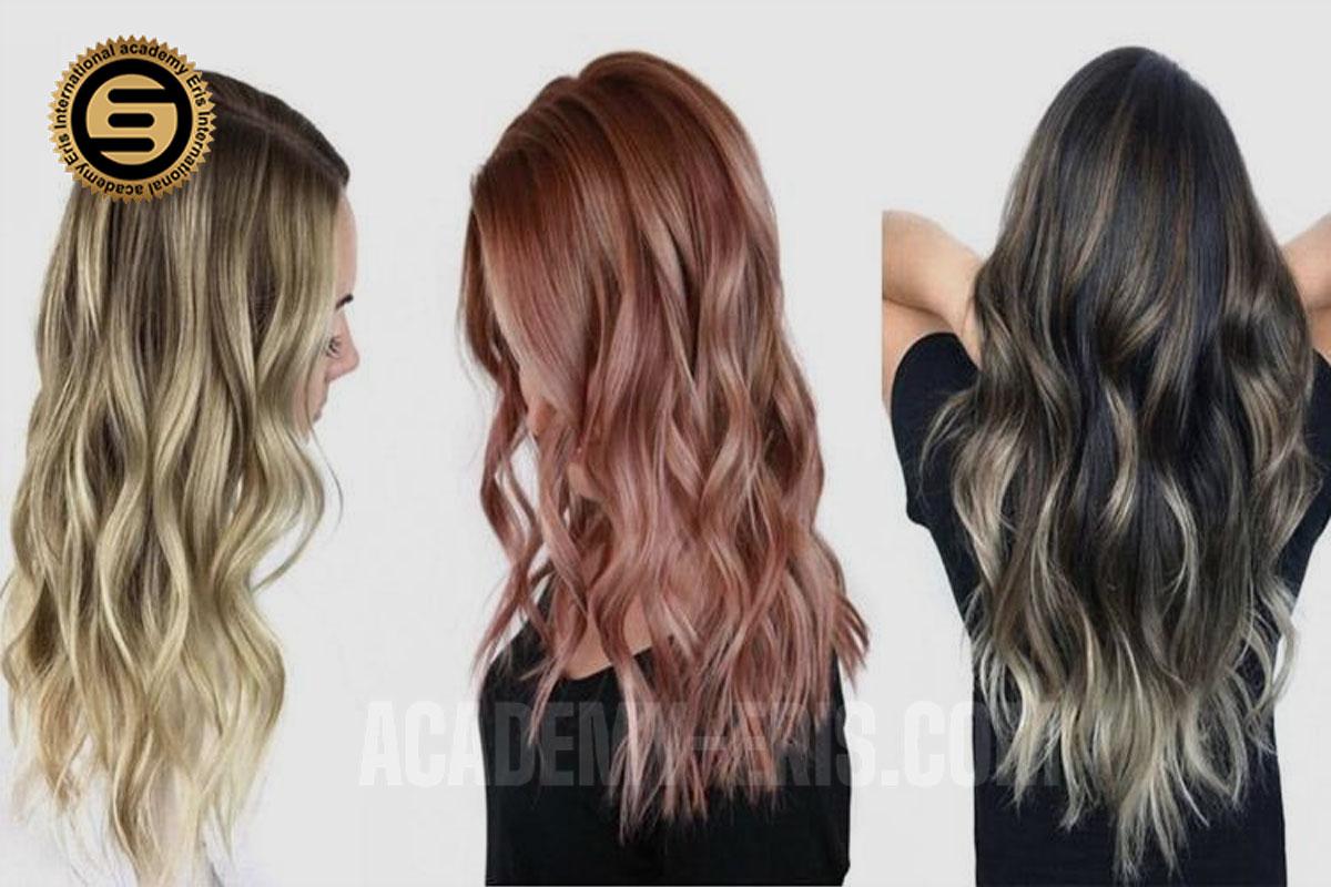 رنگ موی آمبره مناسب چه کسانی است؟
