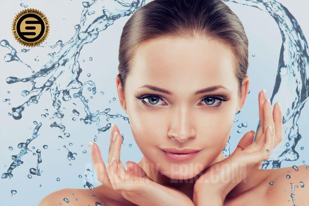 هیدروفیشیال پوست