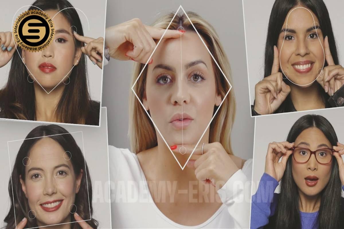 آیا می دانید فرم صورت شما به شکلی است؟