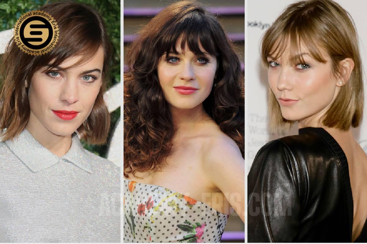 مدل موی مناسب صورت مربعی
